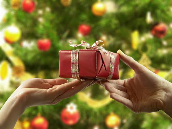 Give a gift to a techie