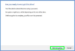 start-encrypting