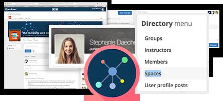 Social Peer/Team Networking