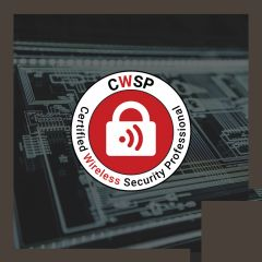 Certified Wireless Security Professional (CWSP)