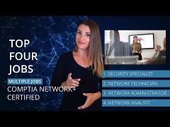 CompTIA Network+ Certification (Exam N10-007)