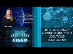 Implementing and Administering Cisco Solutions (200-301 CCNA)