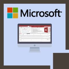 Introduction to Microsoft Access 2019 (MS-55279)