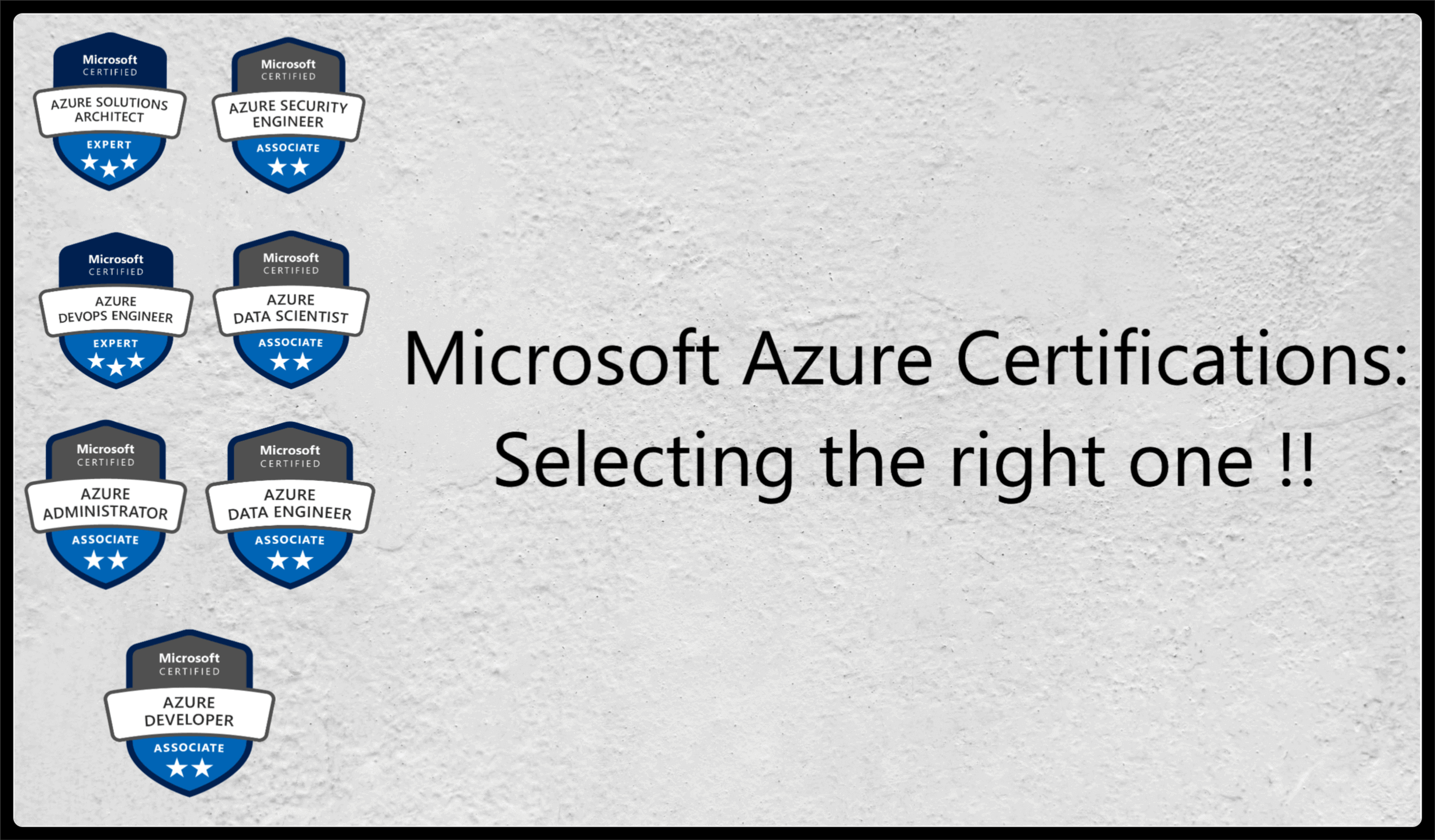 Everything You Need To Know About Azure Developer Certification