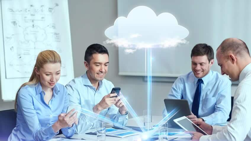 Future of cloud computing; five reasons to become a cloud expert