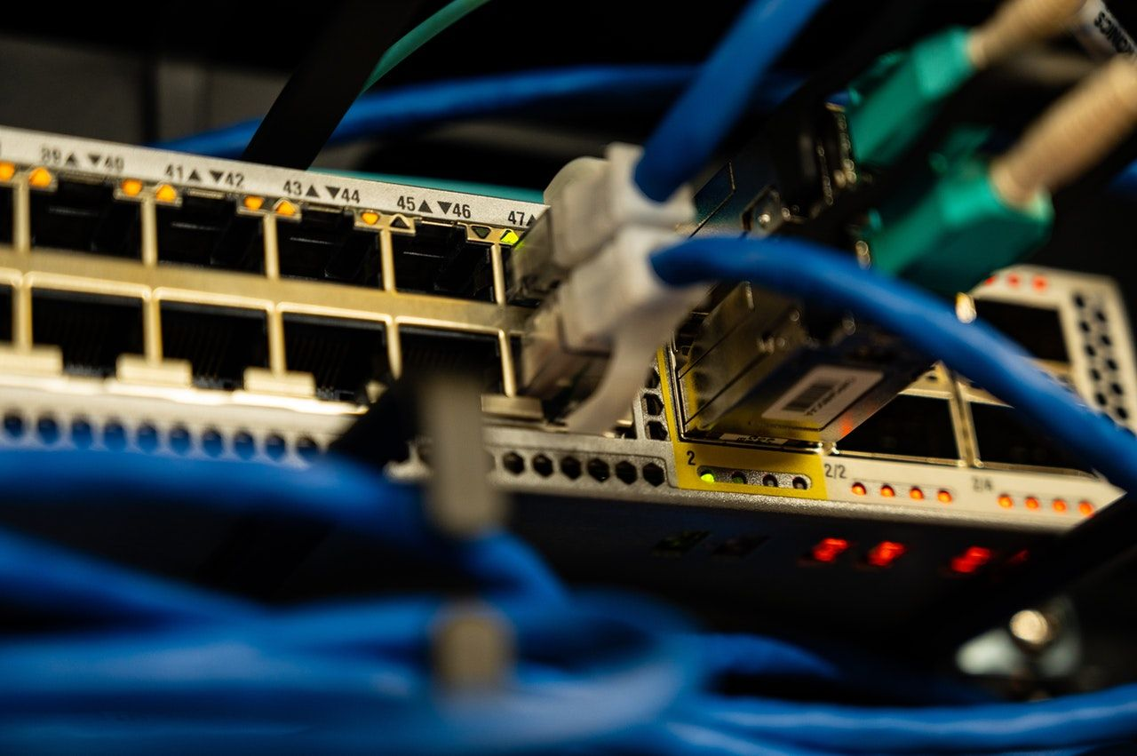 routing & switching, network security, cyber security