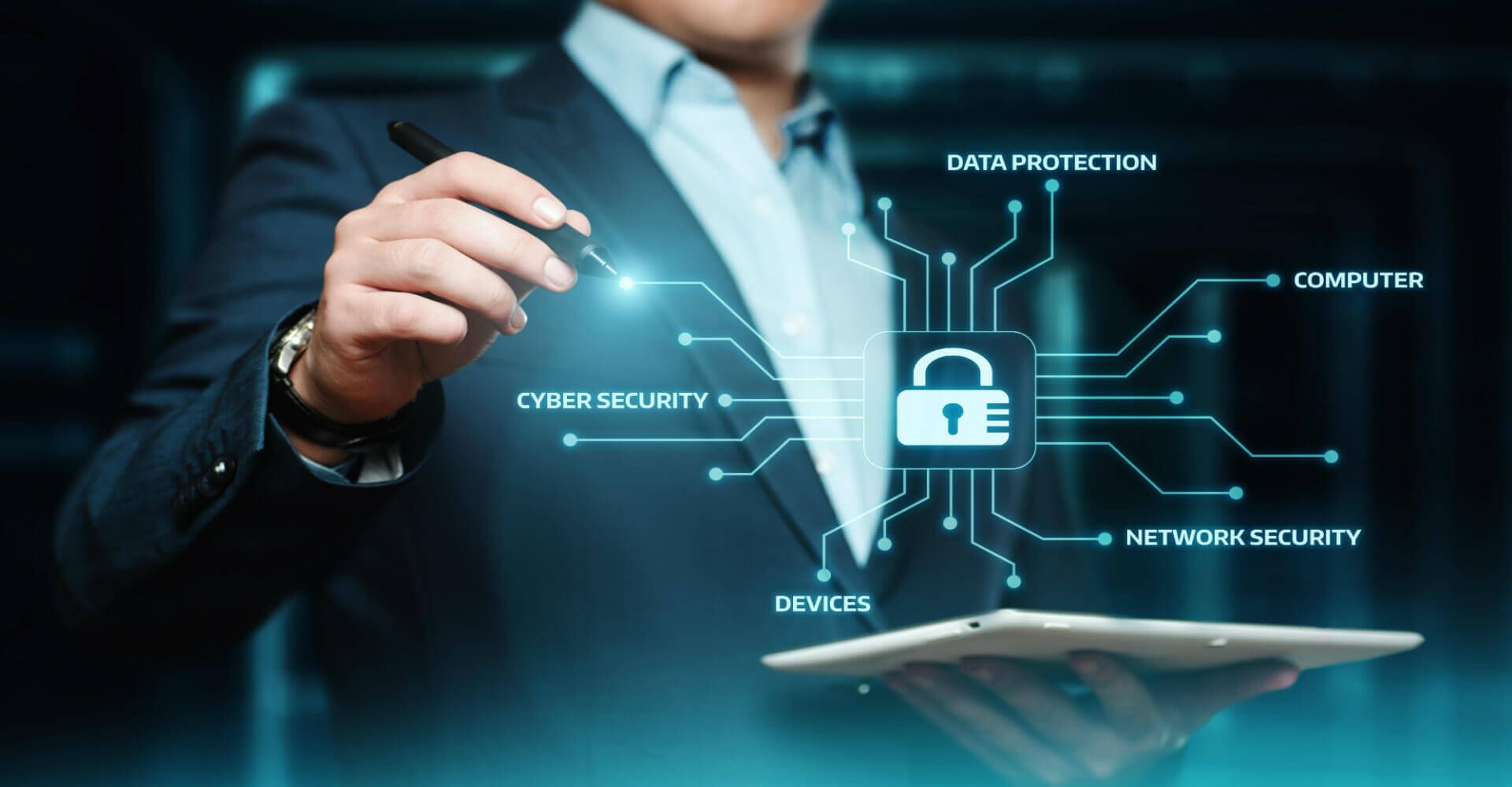 WHY CYBER SECURITY IS IMPORTANT FOR BUSINESS