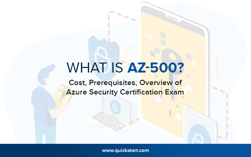 What is AZ-500? Cost, Prerequisites, Overview of Azure Security Certification Exam