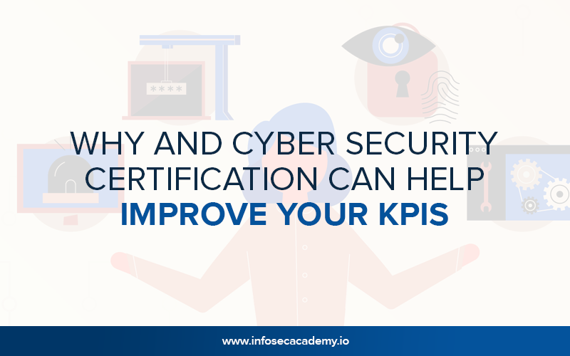 Why and How Cyber Security Certification Can Help Improve Your KPIs