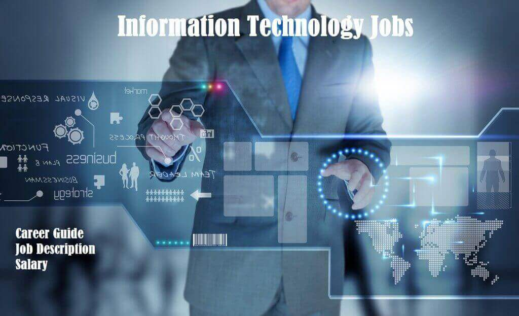(I.T.) Information Technology Jobs & Careers