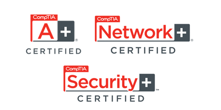 A+, Network+, Security+: What Should I Take First?