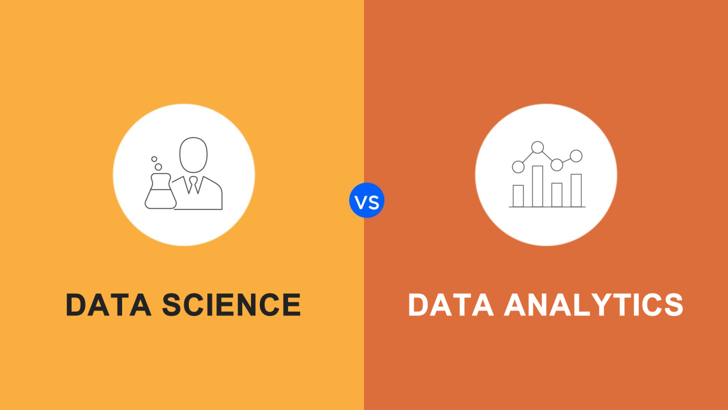 Difference Between Data Science and Data Analytics
