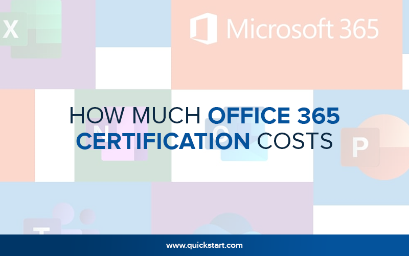 How Much Office 365 Certification Costs