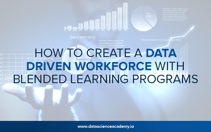 How to Create a Data-Driven Workforce with Blended Learning Programs