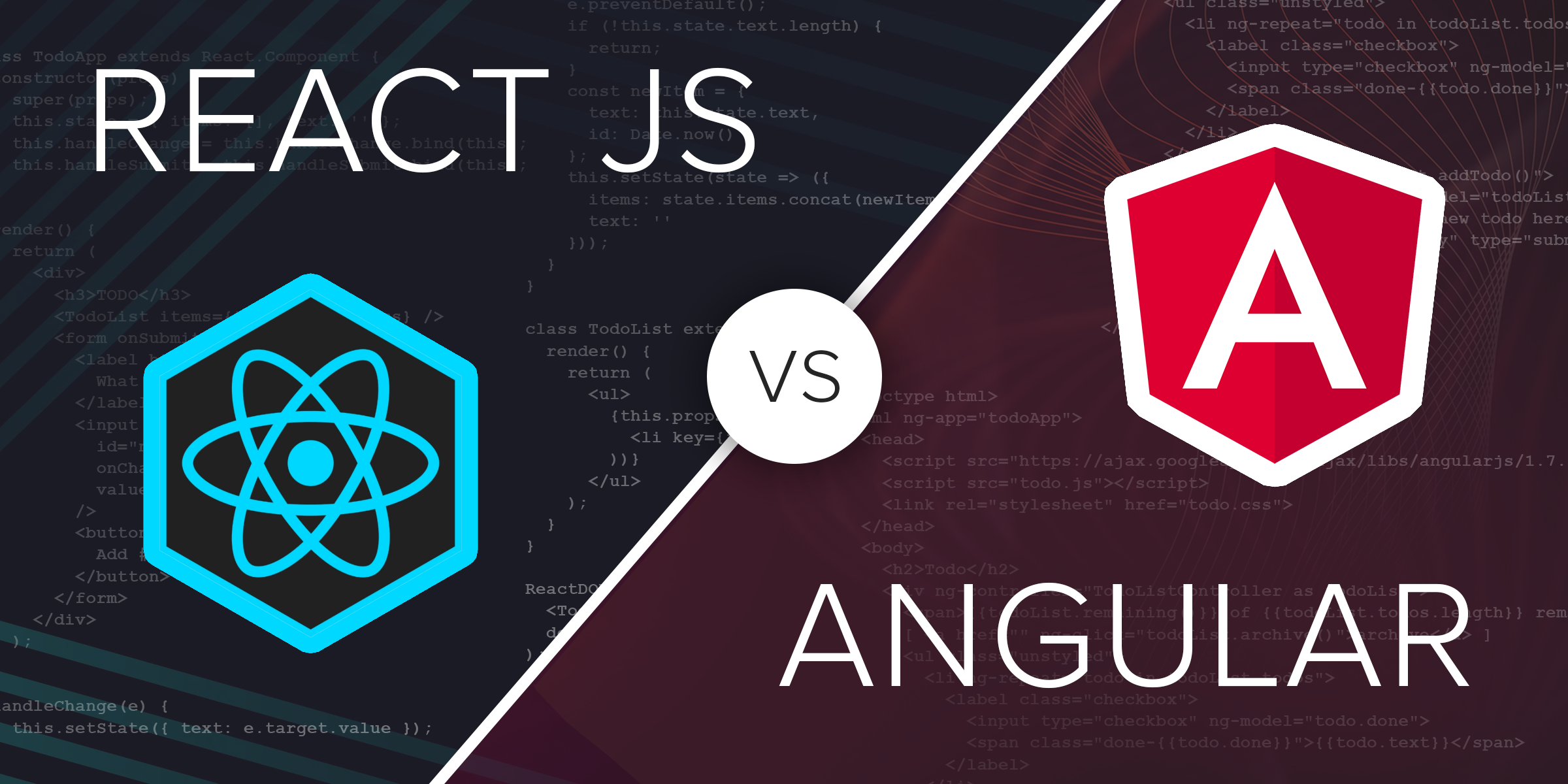 Angular vs. React vs. Vue - what is the future of front end web development