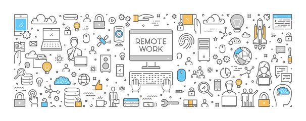 How to get a remote web development job?
